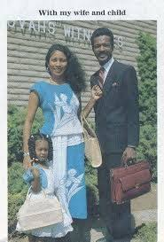 Larry Graham, His Wife, Tina Graham & Daughter | Larry graham, Jehovah's  witnesses, Family worship