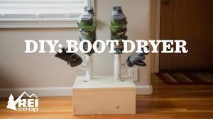 diy boot dryer rei you