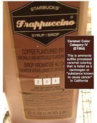 organic homemade starbucks frappuccino