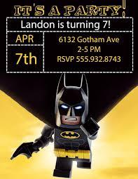 Daisy Celebrates Invitaciones De Batman Fiesta De Batman Y