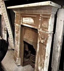 victorian fireplace restoration project