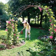 build a garden archway the family