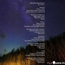 hendak dimaafkan by arke quotes writings by neyy