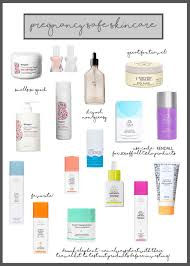 pregnancy safe skincare beauty