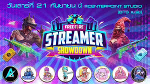 Free Fire Streamer Showdown ...