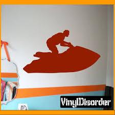 New Sea Doo Vinyl Window Decals For Laptop Wall Car Boat Jet Ski