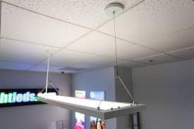 up down led panel light junction box