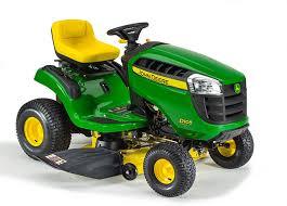 john deere d100 series lawn tractors