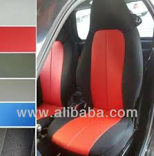 custom leatherette seat covers