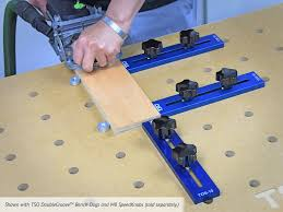 Tds 10 Dog Stop The First Infinitely Adjustable Material Stop For 20mm Worktops