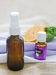 diy linen spray with essential oils