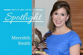Military Spouse Spotlight: Meredith Smith | Hiring Our Heroes : Hiring Our  Heroes