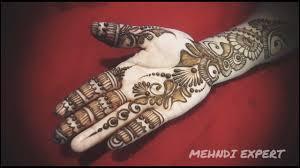 mehandi design arabic beautiful