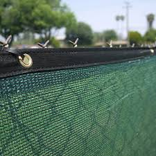 Clevr Privacy Fence Screen Mesh Fabric Windscreen Shade Green 6 X 50 Walmart Com Walmart Com