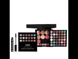 nyx makeup artist kit you