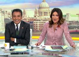Susanna Reid says 'in your dreams' to Adil Ray after he ramps up ...