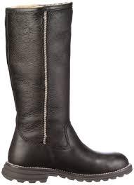 ugg womens brooks tall boot the fur