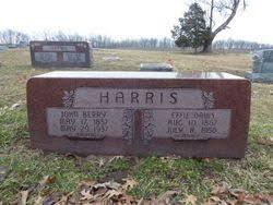 Effie Davis Lyon Harris (1867-1950) - Find A Grave Memorial