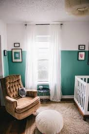 kids room paint half painted walls
