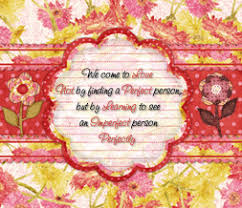 pink flower quote about love pink green
