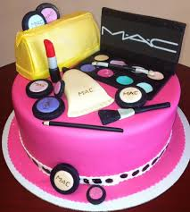 9 awesome makeup designs birthday cakes