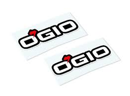 Ogio Classic Retro Car Motorcycle Decals Stickers Ebay