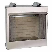 rose premium outdoor firebox 36
