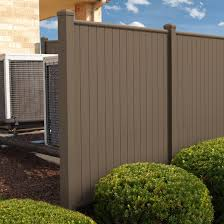 Fence City 72 High Ultra Eclipse Solid Aluminum Decorative Aluminum Privacy Fence