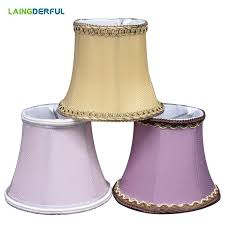 crystal candle pendant lamp light shade