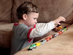 repeive behaviors in autism