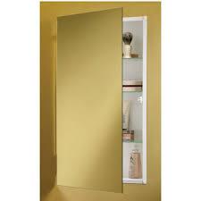 flush mount medicine cabinet by jensen