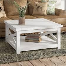 moravia cross legs coffee table