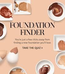 foundation with sephora s foundation quiz