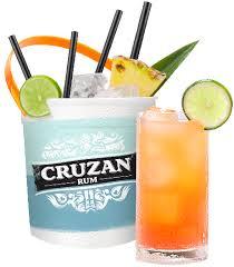 add new cruzan rum tropical fruit rum