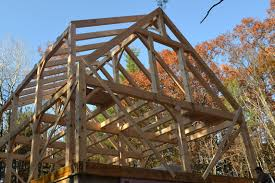timber frame or post beam homes in vt