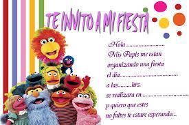 Invitaciones De Cumpleanos Infantiles Para Poner C Invitaciones