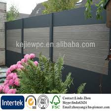 Cheap Wood Plastic Composite Fence Outdoor High Quality Wood Plastic Composite Fencing Panel Wpc Fence Panel Buy Wood Plastic Composite Fence Wood Plastic Decorative Garden Fence Wpc Fence Panel Product On Alibaba Com