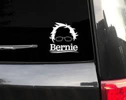 Bernie Sanders Decal Etsy