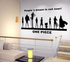 Onlinegame Anime Background One Piece Wall Sticker Home Decor Decal Wall Poster Wall Decals For Kids Wall Decals For Kids Rooms From Onlinegame 13 56 Dhgate Com