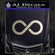 Infinity Symbol Decal Sticker A1 Decals