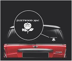 Fleetwood Mac Band Vinyl Decal Stickers A1 Sticker Flare Llc