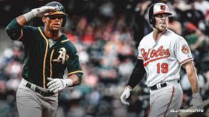 Chris Davis and Khris Davis keep making history in very different ways