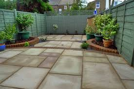 patio designs pictures uk small