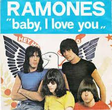 ramones baby i love you 1980 vinyl