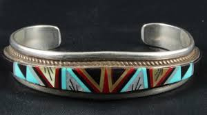 george francis native american inlay