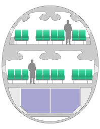 seat configurations of airbus a380