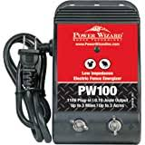 Power Wizard Pw100s 12v Solar Electric Fence Charger Amazon Com Industrial Scientific