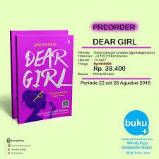 bukuplus id on po dear girl by prestigeholics rp