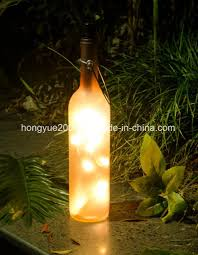 material led wine bottle
