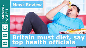 Britain must diet, say top health officials: BBC News Review - YouTube